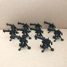 10x Machine guns for 21st Century The Ultimate Soldier 1:32 WWII Military Army