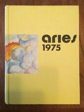 Waltrip High School ORIGINAL 1975 yearbook Houston TX annual history genealogy
