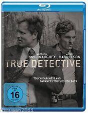 True Detective Staffel 1 [Blu-ray] Matthew McConaughey, Woody Harrelson*NEU&OVP*