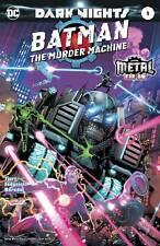 DC COMICS Dark Nights Metal Batman The Murder Machine #1