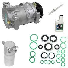 new ac compressor install kit 1999-2004 chevy s-10/s-10 blazer 4.3