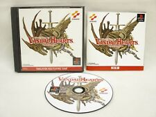 VANDAL HEARTS PS1 Playstation Japan Game p1