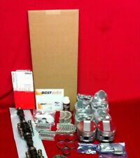 Chevy 216 Engine Master Kit Rings+Gaskets rod main bearings 1941 42 46 47 43 44