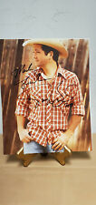 Young Tracy Byrd  Signed Autograph Photo