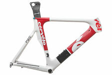 2007 Cervelo P2 Time Trial Triathlon Bike Frame 56cm Large Carbon 700c