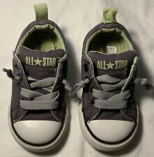Toddler Boys CONVERSE  Shoes Size 6 FREE SHIPPING