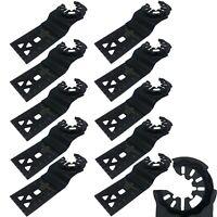 10 Bi Metal /Fine Wood Blade Startlock Plus/Max Quick Release for Bosch / Fein