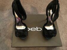 bebe shoes size 7