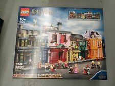 LEGO Harry Potter Diagon Alley 75978 - SHIP! - 5544 Pieces NEW SEALED in hand