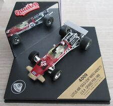 F1 1/43 LOTUS 49B M. ANDRETTI USA GP 1968 QUARTZO Q4009