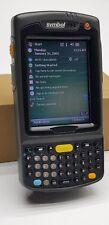 Symbol Motorola MC70 MC7090-PU0DJQFA7WR Handheld Mobile Barcode Scanner-PDA