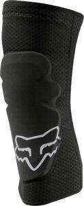 Fox Racing Enduro Protective Knee Sleeve Sold in Pairs Black MD Medium