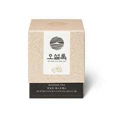 [OSULLOC] Vanilla Espresso Tea-10 Pyramid Tea Bags