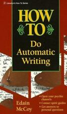 NOS PB 1997 HOW TO DO AUTOMATIC WRITING Edain McCoy Answers Personal Questions