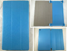 FUNDA CARCASA TABLET LENOVO TAB 2 A7-30 A7-20 A7-10 SOSTENIBLE COLOR AZUL CLARO