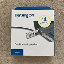 Kensington Combination Laptop Lock - Brand New In Box BNIB