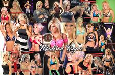MADISON RAYNE (TNA) Collage Poster