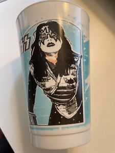 KISS Majik Markets ACE FREHLEY CUP #4 1978 not aucoin