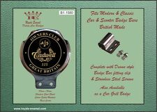 Royale Car Scooter Bar Badge  AJS CADWELL OWNERS CLUB GREAT BRITAIN - B1.1580
