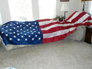 NYL-GLO ANNIN U.S. FLAG LARGE 8' X 12'