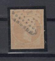 K3692/ GREECE – HERMES - MI # 10 I b USED – CV 110 $