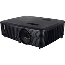 Optoma Full 3D SVGA 3500 Lumen DLP Projector w/ Superior Lamp Life