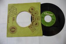 "THE BEATLES"" KANSAS CITY -DISCO 45 GIRI 7' ODEON Ger 1966"""