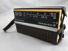 ORBITA 2 RADIO Transistor Transistorradio DDR MW SW für Batterie, alt