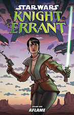 Star Wars: Knight Errant: Volume 1: Aflame 2011 Dark Horse Graphic Novel