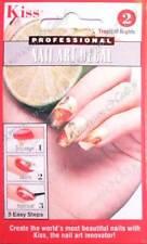 Bijoux ongle Nail Art décal à eau foil dauphin palmier
