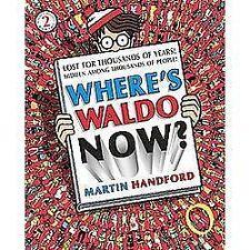 Where's Waldo Now?: By Handford, Martin
