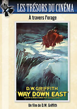 DVD A travers l'orage (Way Down East) / D.W. Griffith