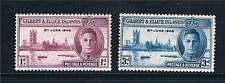 Gilbert & Ellis Is 1946 Victory SG 55/6 MNH