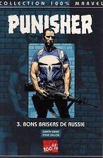 Marvel France  100%  MARVEL  PUNISHER    N° 3
