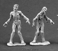 Reaper Miniatures Dark Heaven Legend Zombies (2) RPR 03598