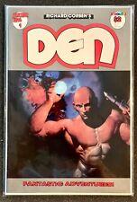 Richard Corben's Den #1 (1988 Fantagor Press)