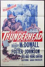 Classics Original US One Sheet Film Posters (Pre-1970)