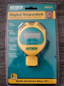 Extech 365510 Stopwatch/Clock