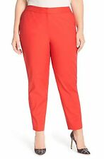 SEJOUR Stretch Ankle Pants (size 14W)