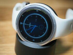 Motorola Moto 360 Sport 45mm Smartwatch - Silicone - White