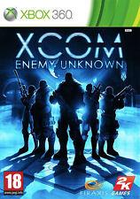 XCOM Enemy Unknown XBOX 360 IT IMPORT 2K GAMES