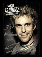 Sascha Grammels  Autogrammkarte Original Signiert # BC 104988