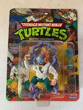 VINTAGE- Teenage Mutant Ninja Turtles - TMNT Playmates MOC Baxter Stockman 1988