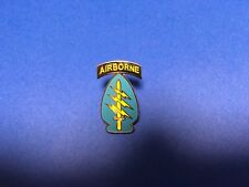 Us Army Airborne Special Forces Hat/Lapel Pin