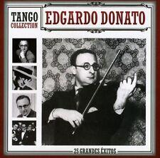 Edgardo Donato - Tango Collection-25 Grandes Exitos [New CD] Argentina - Import