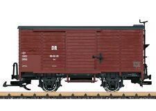 LGB 42354 DR gedeckter Güterwagen Spur G Neu