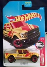 Hot Wheels '15 Ford F-150 Rescue Truck