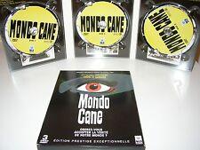 dvd mondo cane - box 3 dischi - neo publishing - francia - come nuovo !!!