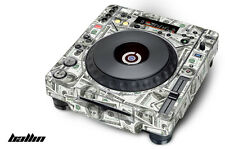 Skin Decal Sticker Wrap for Pioneer CDJ 800 MK2 Turntable Pro Audio Mixer BALLIN