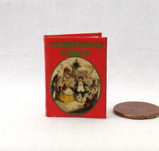 A CHRISTMAS CAROL 1:6 Scale Charles Dickens Color Illustrated Book Barbie Doll